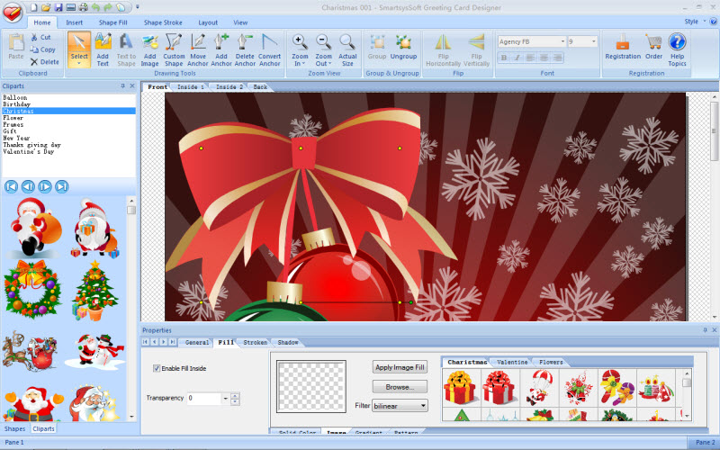 Greeting card software greeting card maker greeting card designer greeting card designer screenshot m4hsunfo