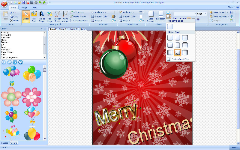 Smartsyssoft Greeting Card Designer Design Good Looking Greeting